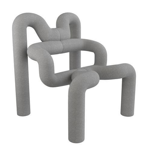 CH07 Shell Chair. Oljet valnøtt SIF 98